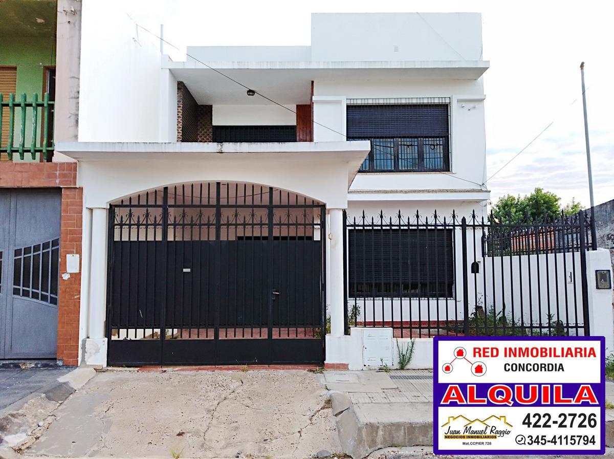 Foto Casa en Alquiler en  Concordia ,  Entre Rios  Aristobulo del Valle al 500