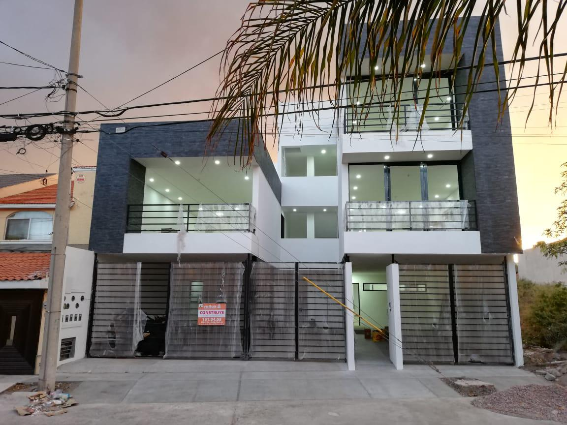 Foto Departamento en Renta en  Lomas,  San Luis Potosí  DEPARTAMENTO EN RENTA EN CORDILLERA TANGAMANGA CERCA A HIMALAYA
