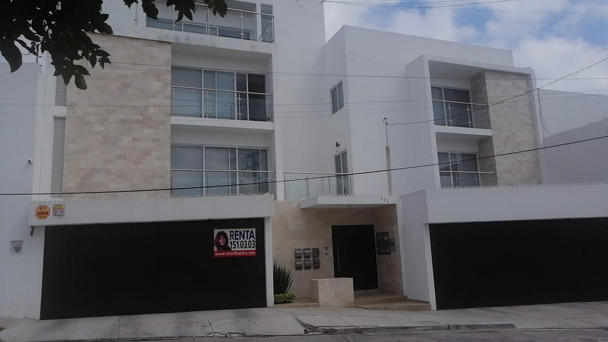 Foto Departamento en Renta en  San Luis Potosí ,  San luis Potosí  DEPARTAMENTO EN RENTA EN CUMBRES, SAN LUIS POTOSI