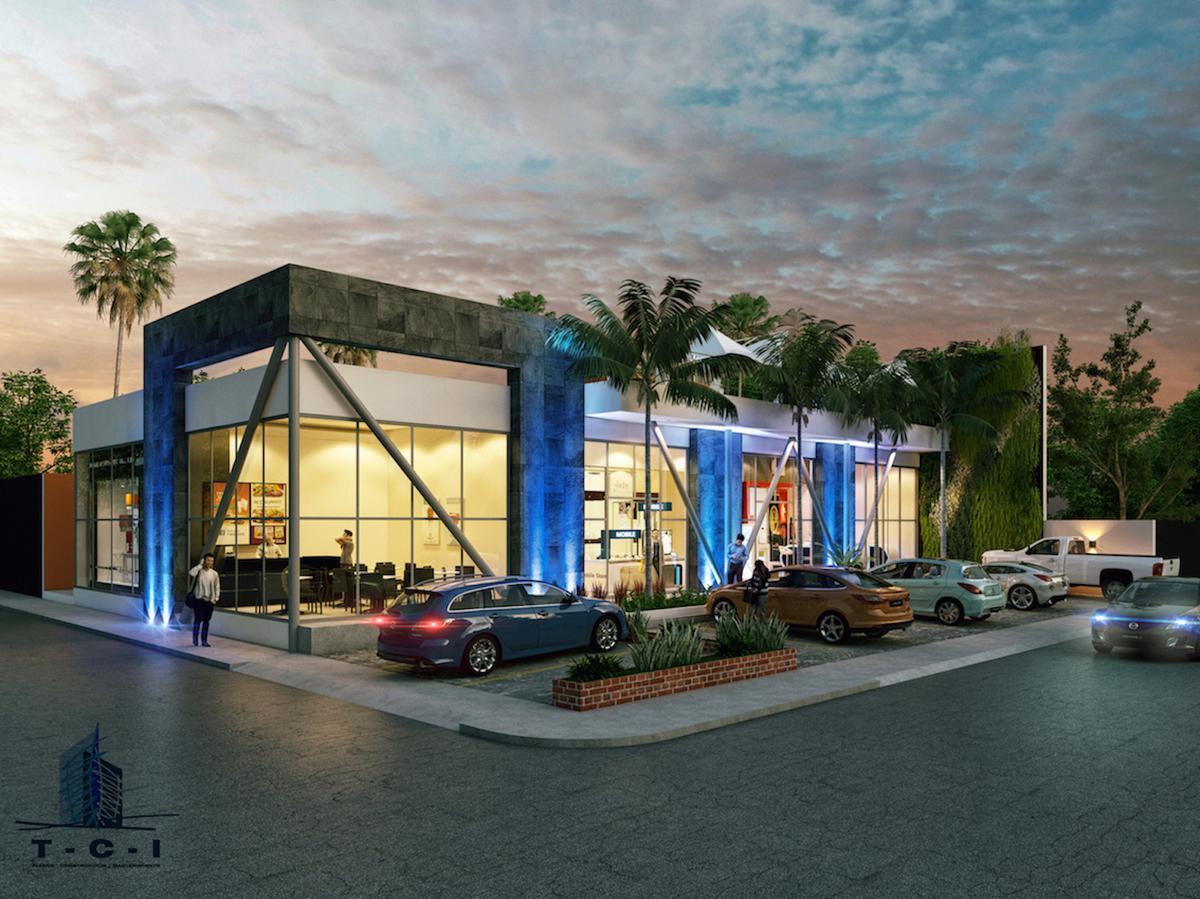 Foto Edificio Comercial en Renta en  Solidaridad,  Playa del Carmen  Av 125