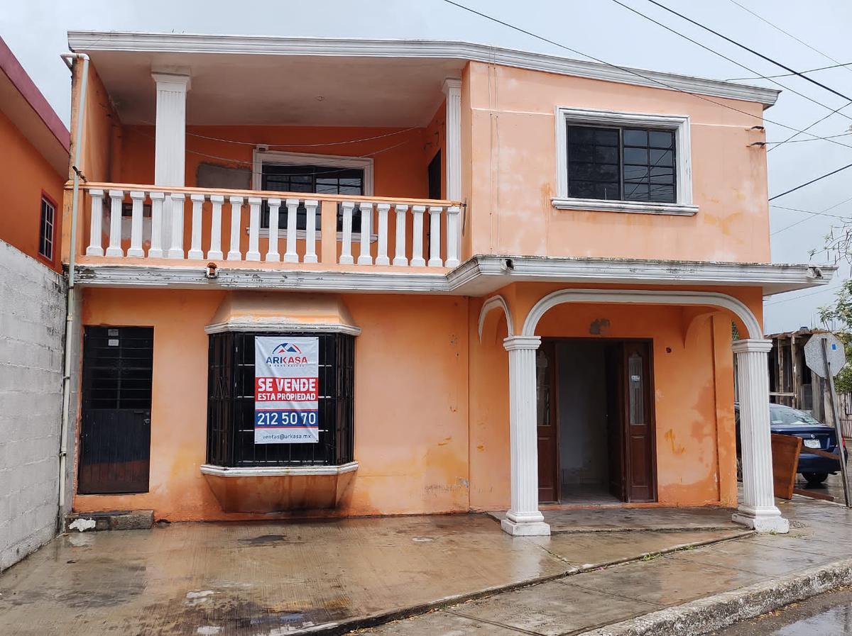 Foto Casa en Venta en  Revolución Verde,  Tampico  Casa en venta en Colonia Revolución Verde, Tampico, Tamaulipas.