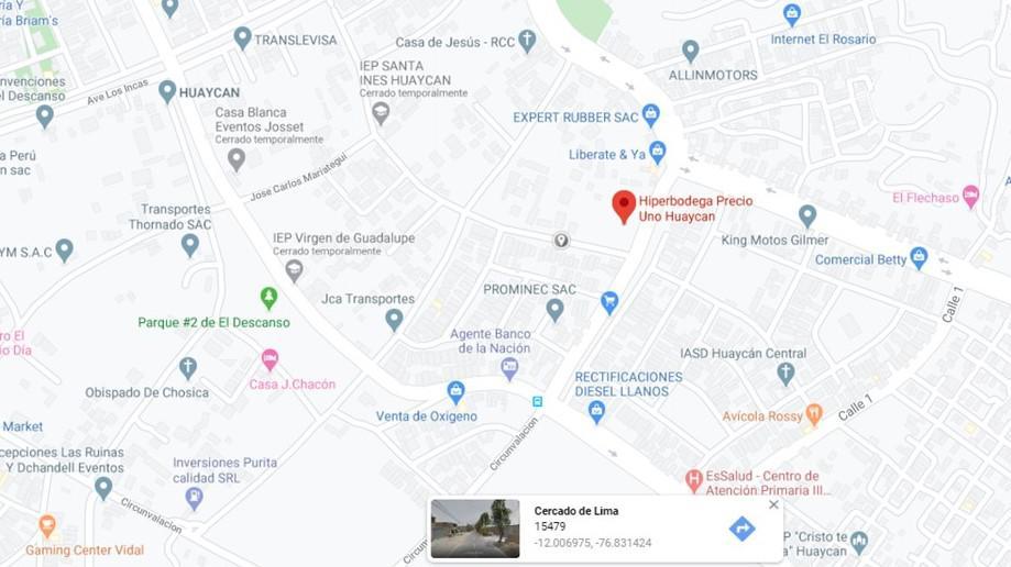 Foto Terreno en Venta en  ATE,  Lima  AHORA UN MILLON  solo hasta enero 2021 VENDEMOS TERRENO EN HUAYCAN- DISTRITO DE ATE