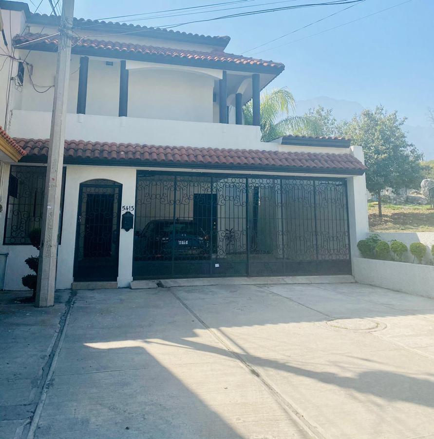Foto Casa en Venta en  Monterrey ,  Nuevo León  Casa en Venta, Mision de las Cumbres, Monterrey