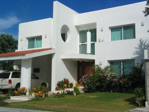 Foto Casa en condominio en Renta en  Cancún Centro,  Cancún  CASA EN RENTA VILLA MAGNA CANCUN