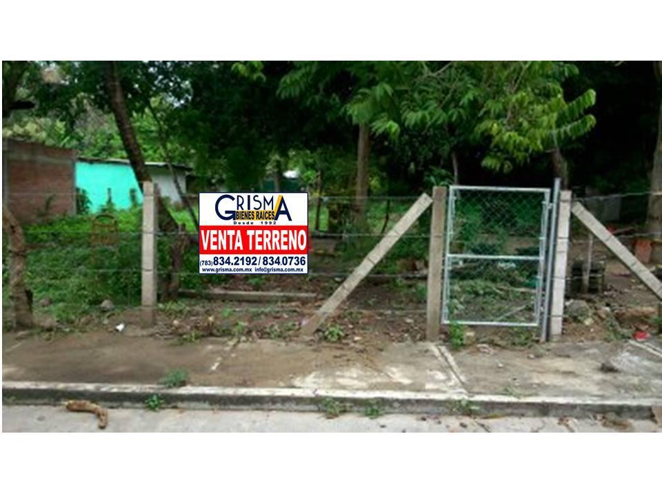 Foto Terreno en Venta en  Tuxpan ,  Veracruz  TERRENO EN VENTA MUY CERCA DE LA  CALLE   CUITLÁHUAC