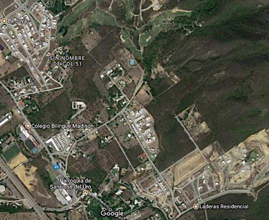 Foto Terreno en Venta en  El Uro,  Monterrey  TERRENO EN VENTA EN EL URO / CARRETERA NACIONAL