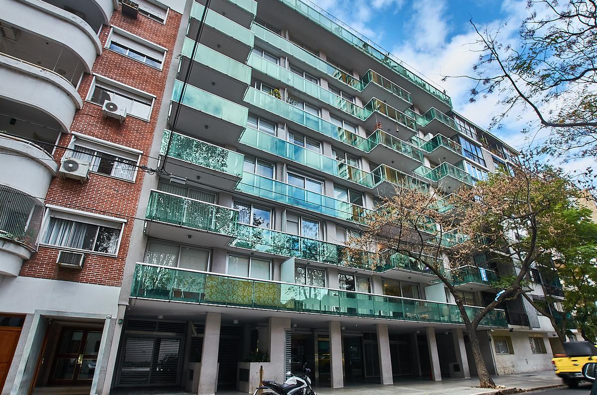 """Foto Departamento en Venta en  Belgrano ,  Capital Federal  José Hernández 2222,  4° """"D"""""""