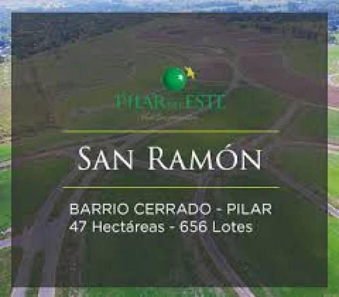 Foto Terreno en Venta en  Pilar Del Este,  Countries/B.Cerrado  RUTA N° 25 KM N°56