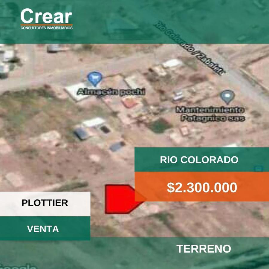 Foto Terreno en Venta en  Plottier,  Confluencia  RIO COLORADO