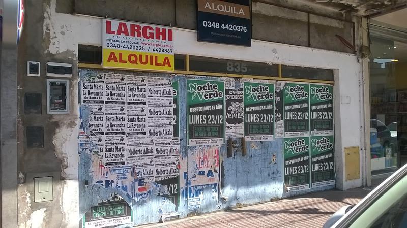 Foto Local en Alquiler en  Esc.-Centro,  Belen De Escobar  Tapia de Cruz 835