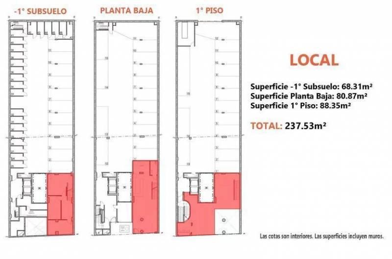 Foto Local en Venta en  Urquiza R,  V.Urquiza  Monroe al 4800