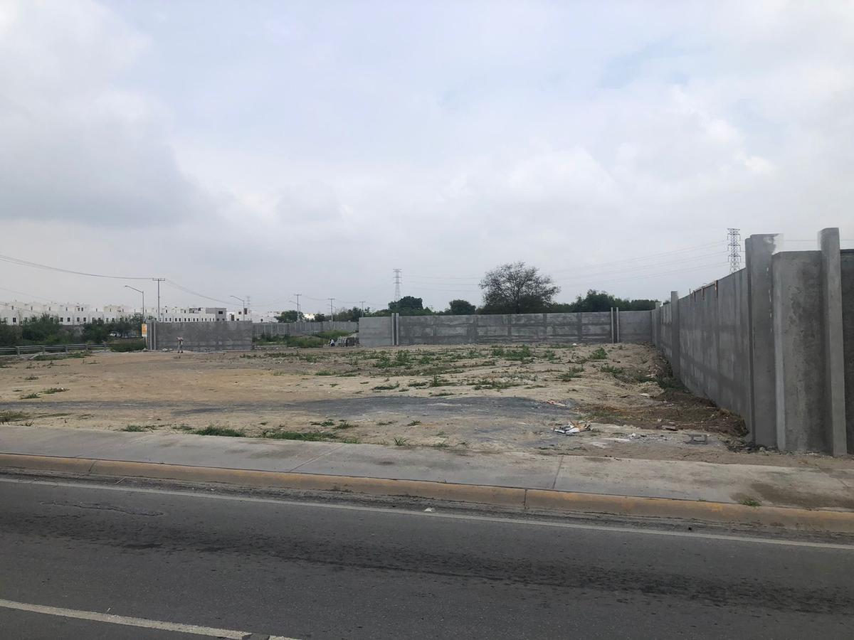 Foto Terreno en Venta en  Apodaca Centro,  Apodaca  Camino a Santo Domingo