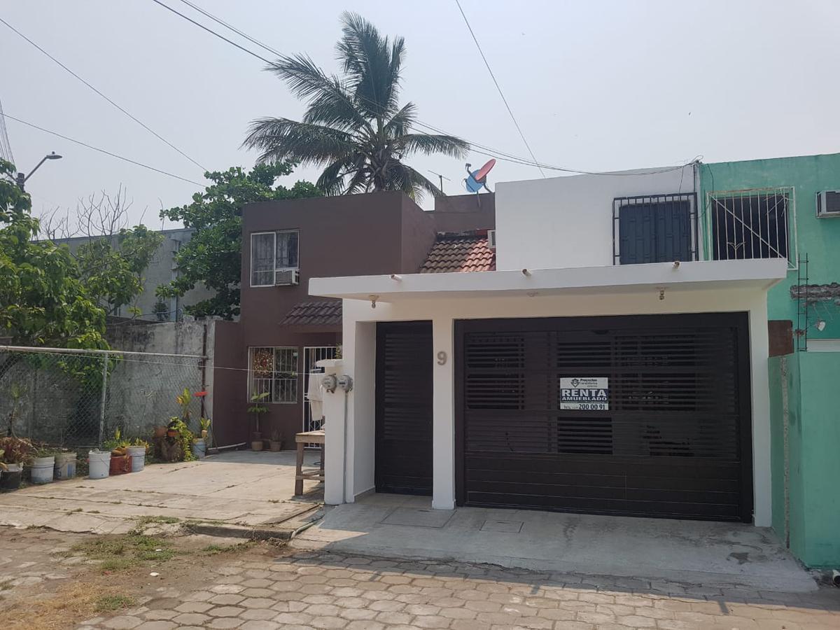 Foto Casa en Renta en  Malibran,  Veracruz  CASA EN RENTA AMUEBLADA COLONIA MALIBRAN VERACRUZ VER