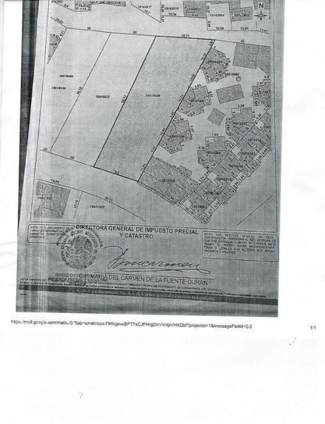 Foto Terreno en Venta en  Fraccionamiento Provincias del Canadá,  Cuernavaca  Terreno  en  Provincias del Canada