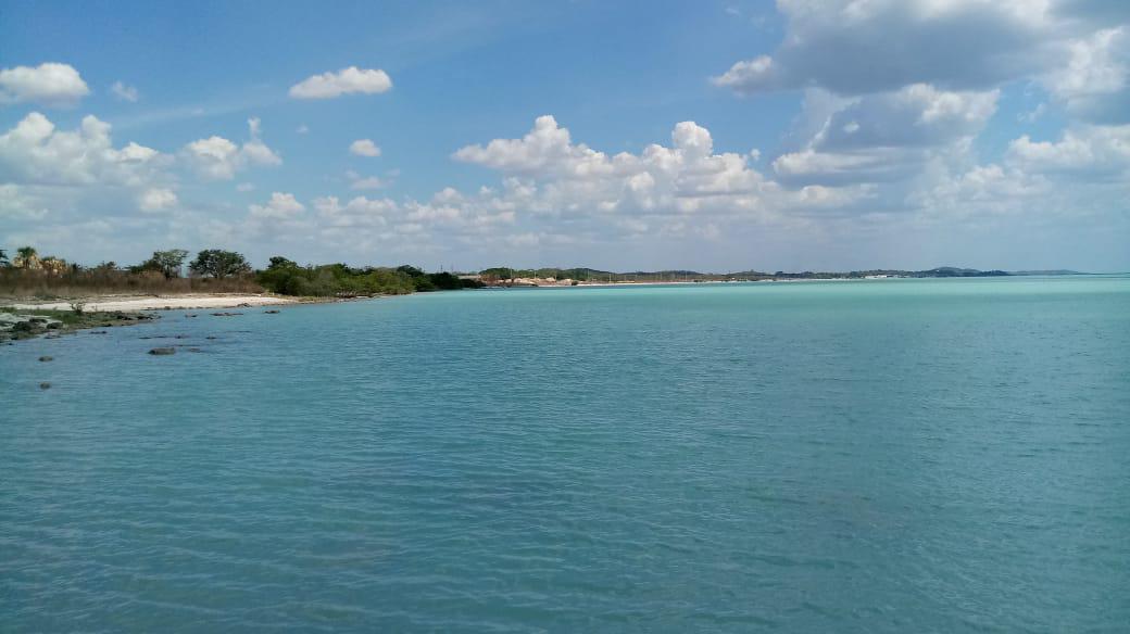 Foto Terreno en Venta en  Champotón ,  Campeche  ¡Atención Inversionistas! ¡Terreno de 3 Ha Frente al Mar, Ideal para Hotel!