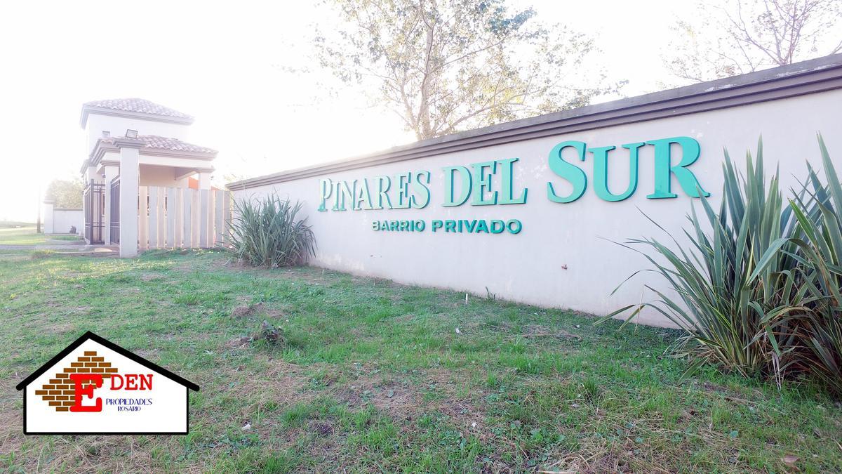 Foto Terreno en Venta en  Piñero,  Rosario  Pinares del Sur · Ao12 y Ruta 18 · Lote 11-D