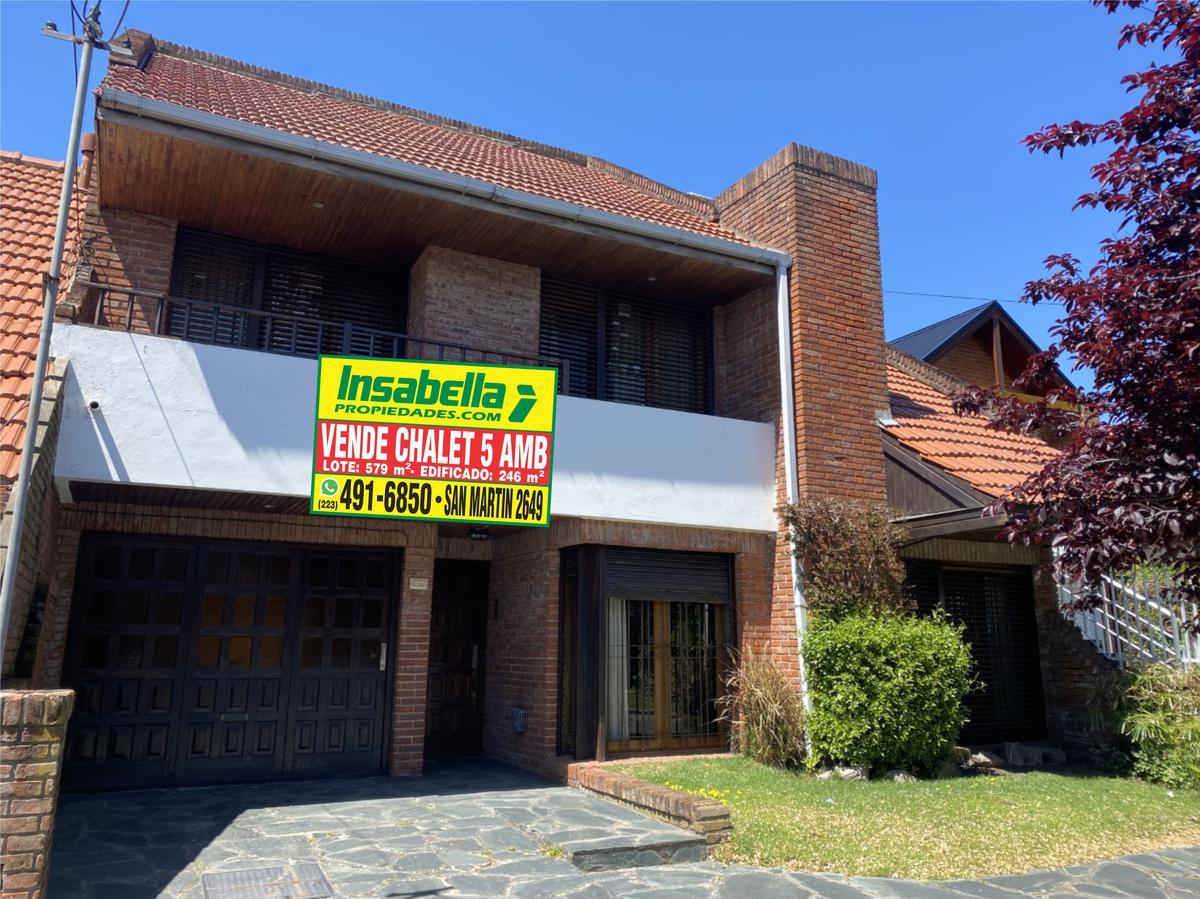 Foto Casa en Venta en  Divino Rostro,  Mar Del Plata  Urquiza 4320 entre Larrea y Vieytes