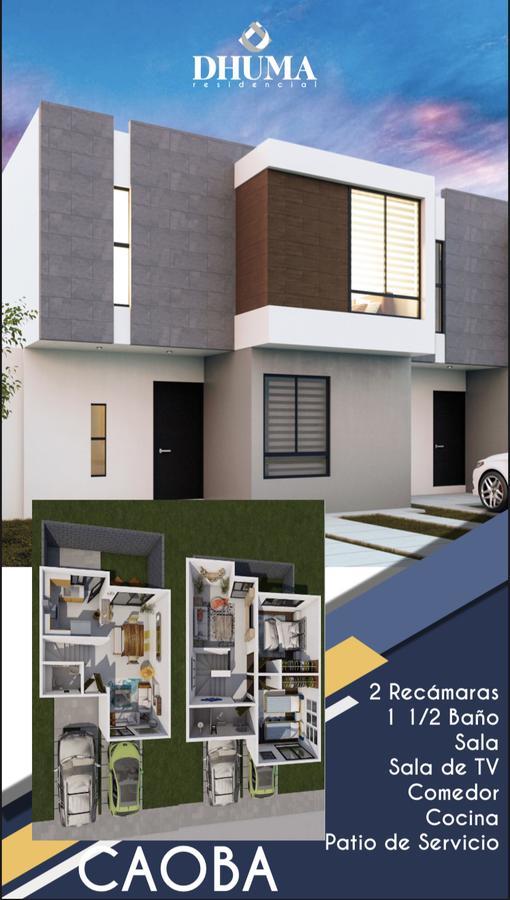 Foto Casa en Venta en  La Virgen,  Soledad de Graciano Sánchez  DHUMA Residencial,  Caoba