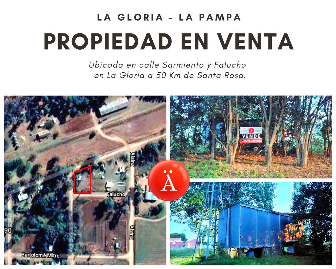 Foto Quinta en Venta en  La Gloria,  Catrilo  Sarmiento y Falucho