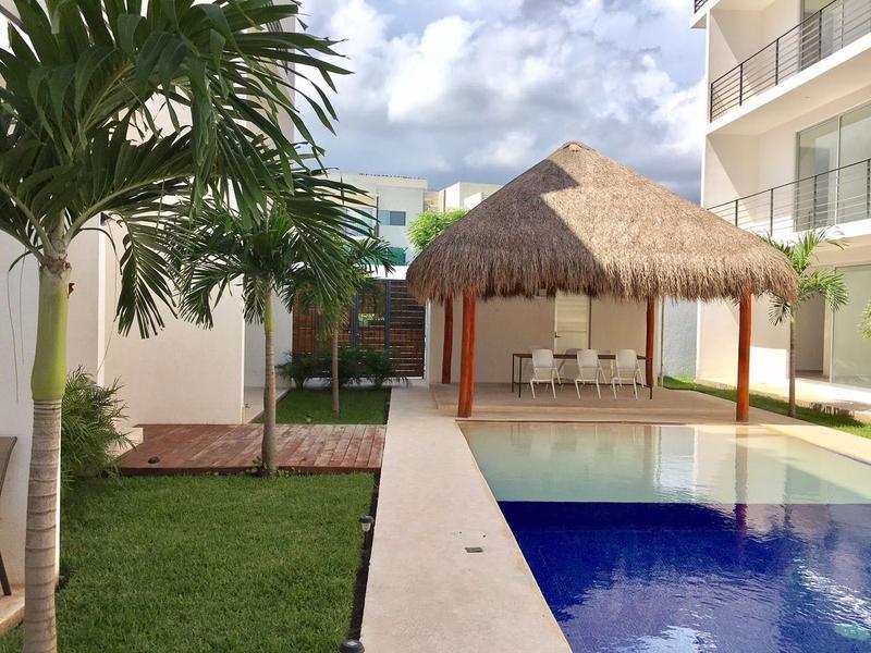 Foto Departamento en Venta en  Playa del Carmen ,  Quintana Roo  DEPARTAMENTO EN VENTA EN PLAYA DEL CARMEN RES. UXMAL