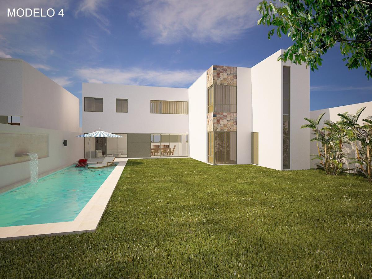 Foto Casa en Venta en  San Diego Cutz,  Conkal  Casa en San Diego Cutz  (Ampliada) 4 Recámaras
