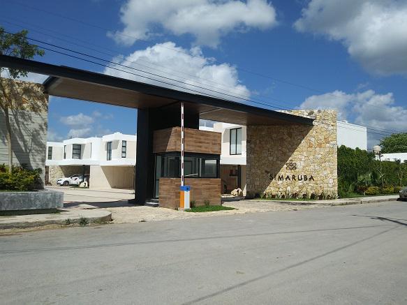 Foto Casa en Venta en  Temozon Norte,  Mérida  Casas en preventa de 1 planta en Privada Simaruba, Temozón, Merida.