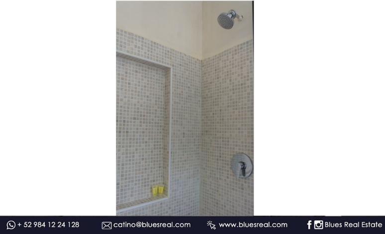 Picture Apartment in Rent in  Solidaridad ,  Quintana Roo  For rent in Playa del Carmen double room, without grill, in La Santa Croce complex | Blues Real | Code 957
