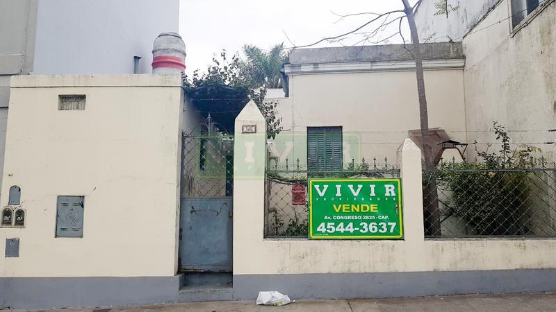 Foto Casa en Venta en  Villa Urquiza ,  Capital Federal  Plaza 3120