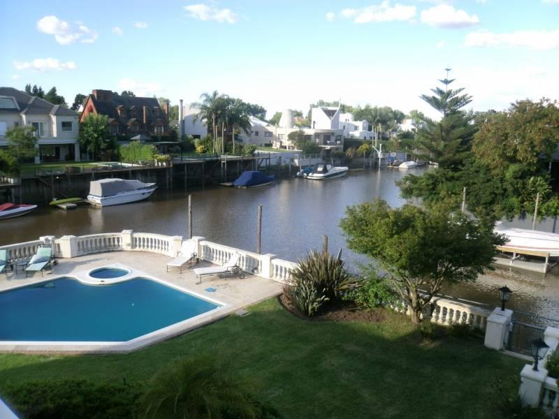 Foto Casa en Alquiler | Venta | Alquiler temporario en  Boating Club,  Countries/B.Cerrado (San Isidro)  De las Corbetas 95, San Isidro, Country Náutico Boating Club