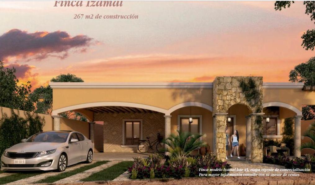 Foto Casa en Venta en  Valladolid ,  Yucatán  Casas Residenciales en Venta- Valladolid Yucatán