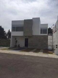 Foto Casa en condominio en Venta en  Zinacantepec ,  Edo. de México  VENTA DE CASAS NUEVAS EN BOSQUES 2 RESIDENCIAL MODELO ACACIA  ZINACANTEPEC