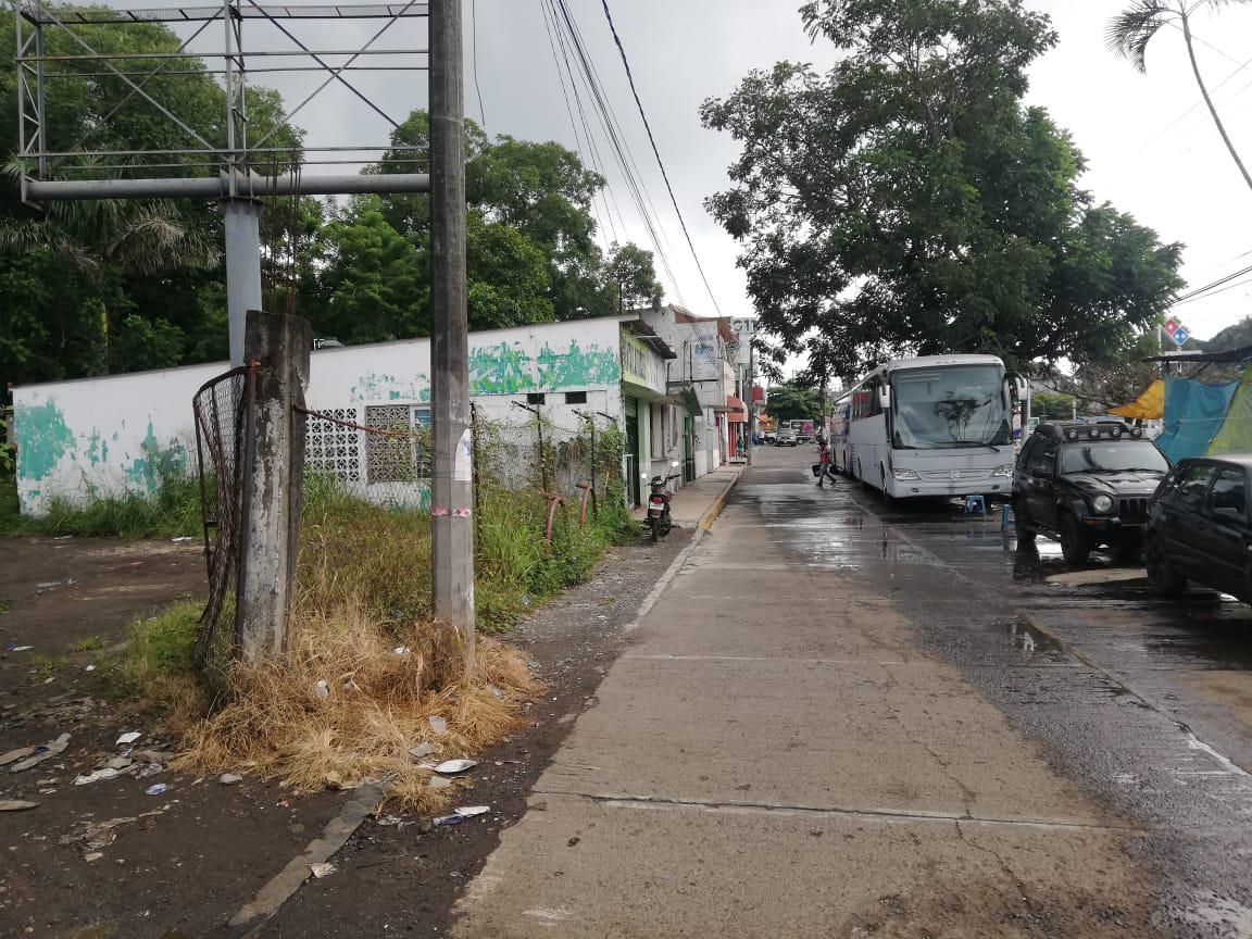 Foto Terreno en Venta en  San Andres Tuxtla Centro,  San Andrés Tuxtla  TERRENO EN VENTA COLONIA CENTRO SAN ANDRES TUXTLA VERACRUZ
