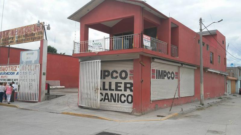 Foto Local en Venta en  Villa Alborada,  Soledad de Graciano Sánchez  LOCAL COMERCIAL EN ESQUINA EN ANILLO PERIFERICO ORIENTE