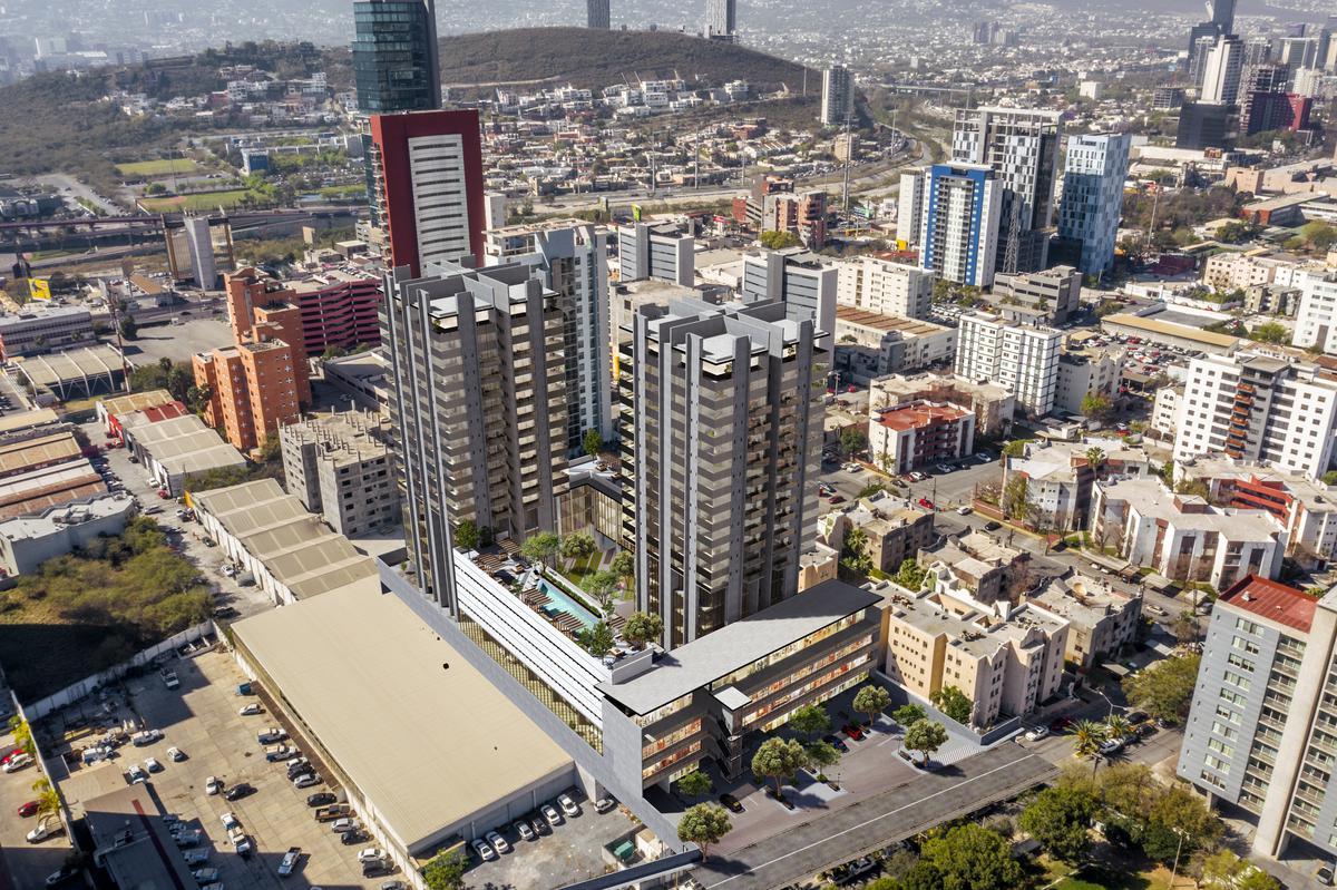 Foto Departamento en Venta en  San Jerónimo,  Monterrey  Pabellón San Jerónimo