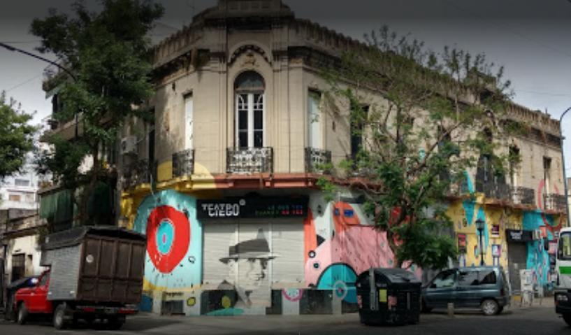 Foto Edificio Comercial en Alquiler en  Abasto ,  Capital Federal  Jean Jaures al 600