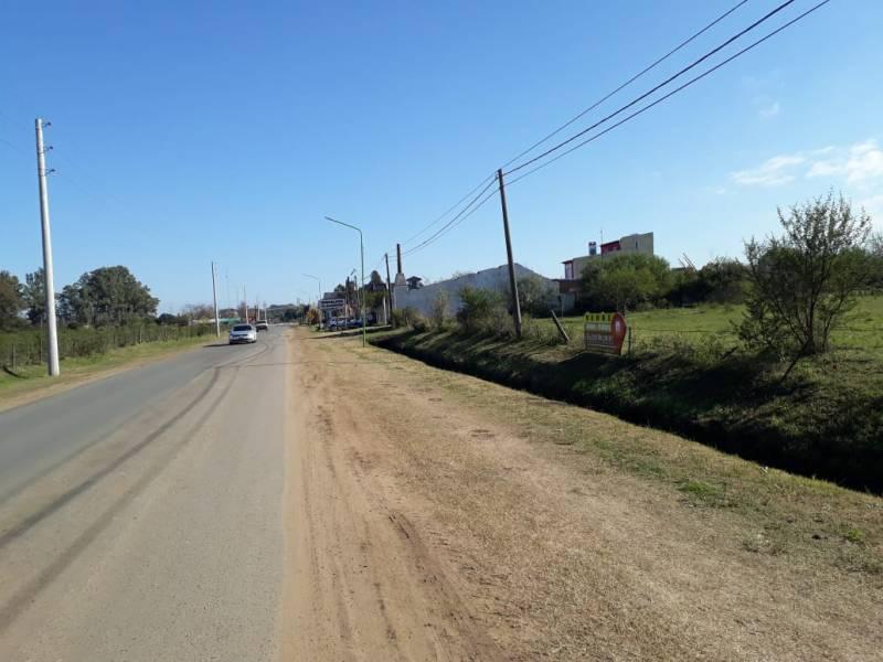 Foto Terreno en Venta en  Pueblo General Belgrano,  Gualeguaychu  1° de diciembre y Parana al 100