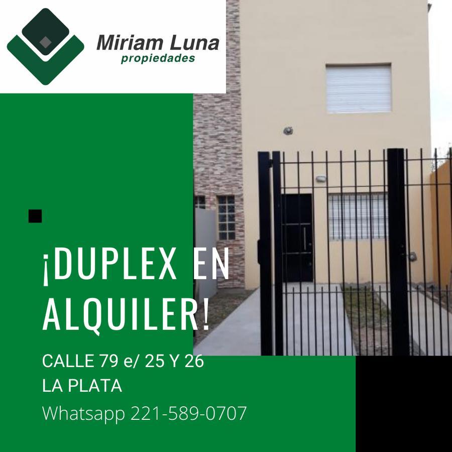 Foto Casa en Alquiler en  La Plata ,  G.B.A. Zona Sur  79 e/ 25 y 26