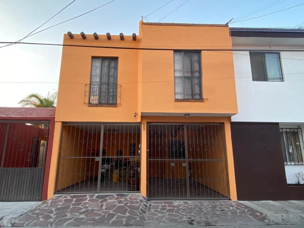 Foto Casa en Renta en  Huerta Real,  San Luis Potosí  CASA EN RENTA CERCA A PEDRO MORENO