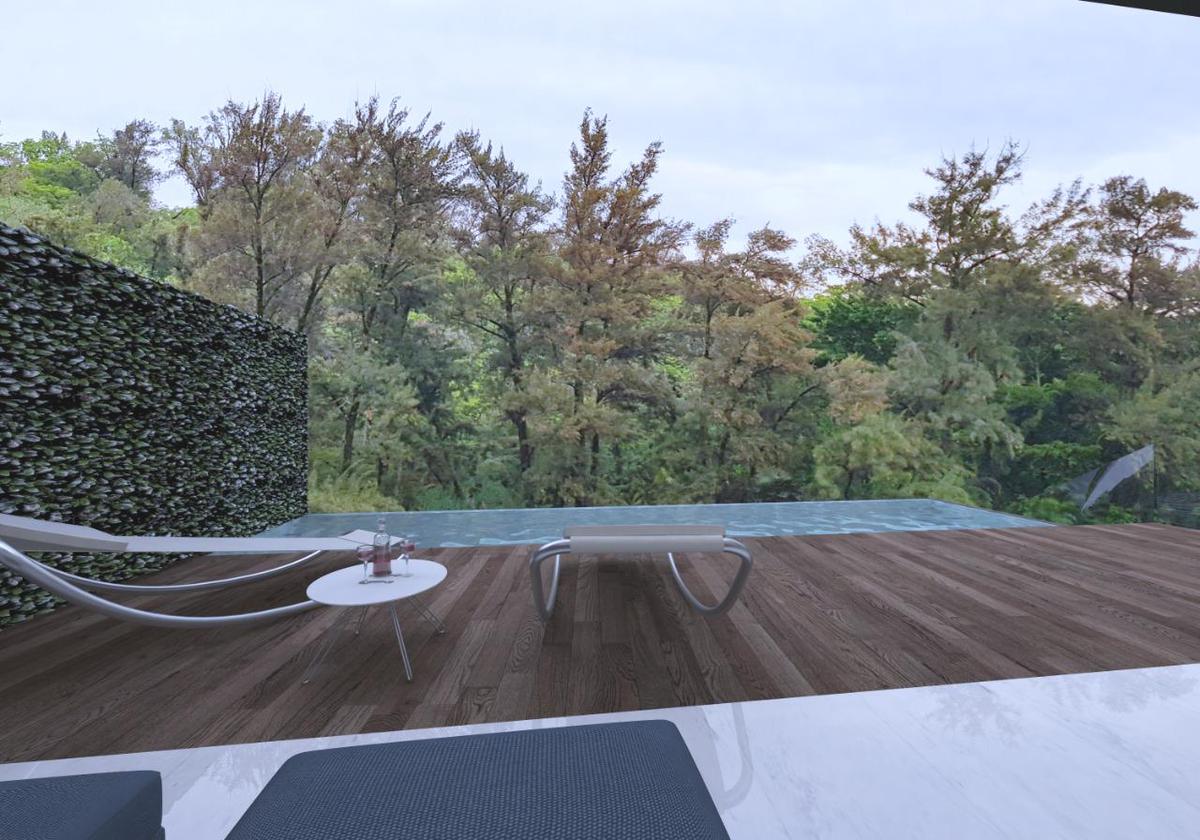 Foto Casa en Venta en  Fraccionamiento Analco,  Cuernavaca  Casa Minimalista en Analco