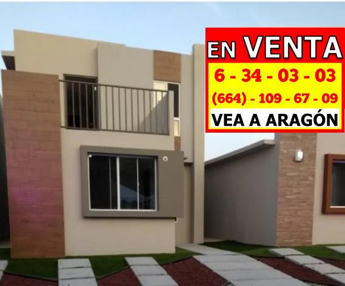 Foto Casa en Venta en  Colinas de La Presa,  Ensenada  GRAN OPORTUNIDAD!! VENDEMOS CASAS MUY ECONÓMICAS, NUEVAS Y MUY BONITAS CERCA DE LA PRESA