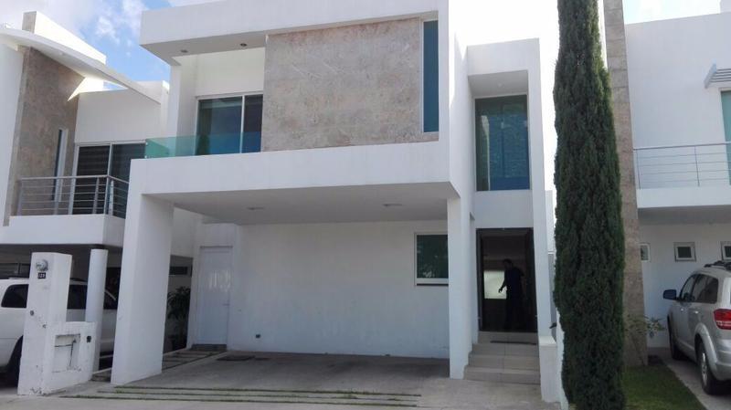 Foto Casa en Renta en  Horizontes,  San Luis Potosí  CASA EN RENTA EN FRACC. HORIZONTES I