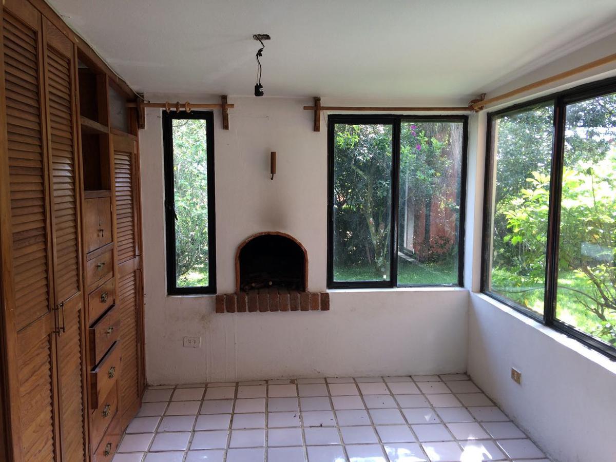 Foto Casa en Renta en  Coatepec ,  Veracruz  Cabaña en renta, Zona Briones