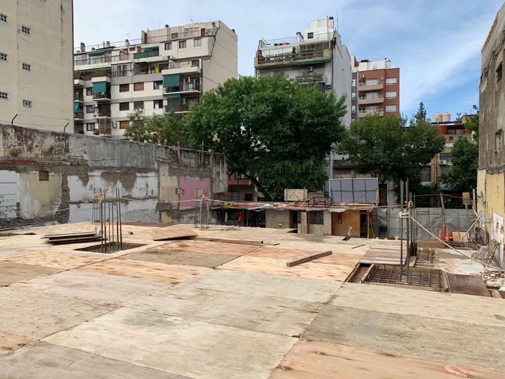 Foto Cochera en Venta en  Caballito ,  Capital Federal  AV AVELLANEDA al 300