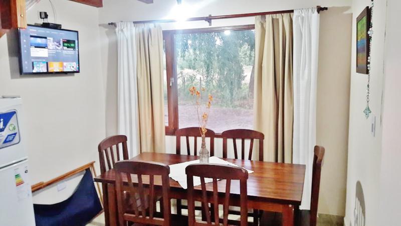 Foto Casa en Alquiler temporario en  Tafi Del Valle ,  Tucumán  VACACIONES DE INVIERNO Alquiler temporario 5 personas  - Villa Chenaut