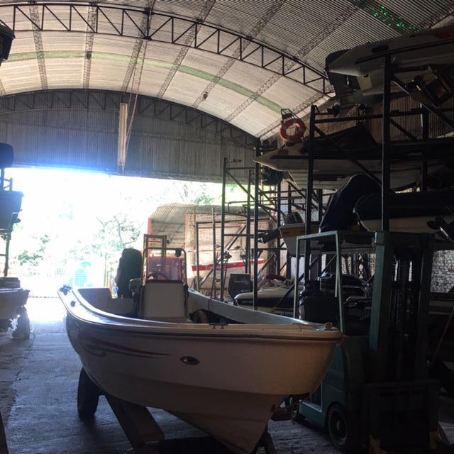 Foto Nave Industrial en Alquiler en  Rincon de Milberg,  Tigre  PAMPA 1005, RINCON DE MILBERG, TIGRE