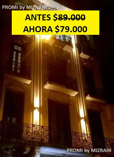Foto PH en Alquiler en  San Telmo ,  Capital Federal  Carlos Calvo  800, Piso