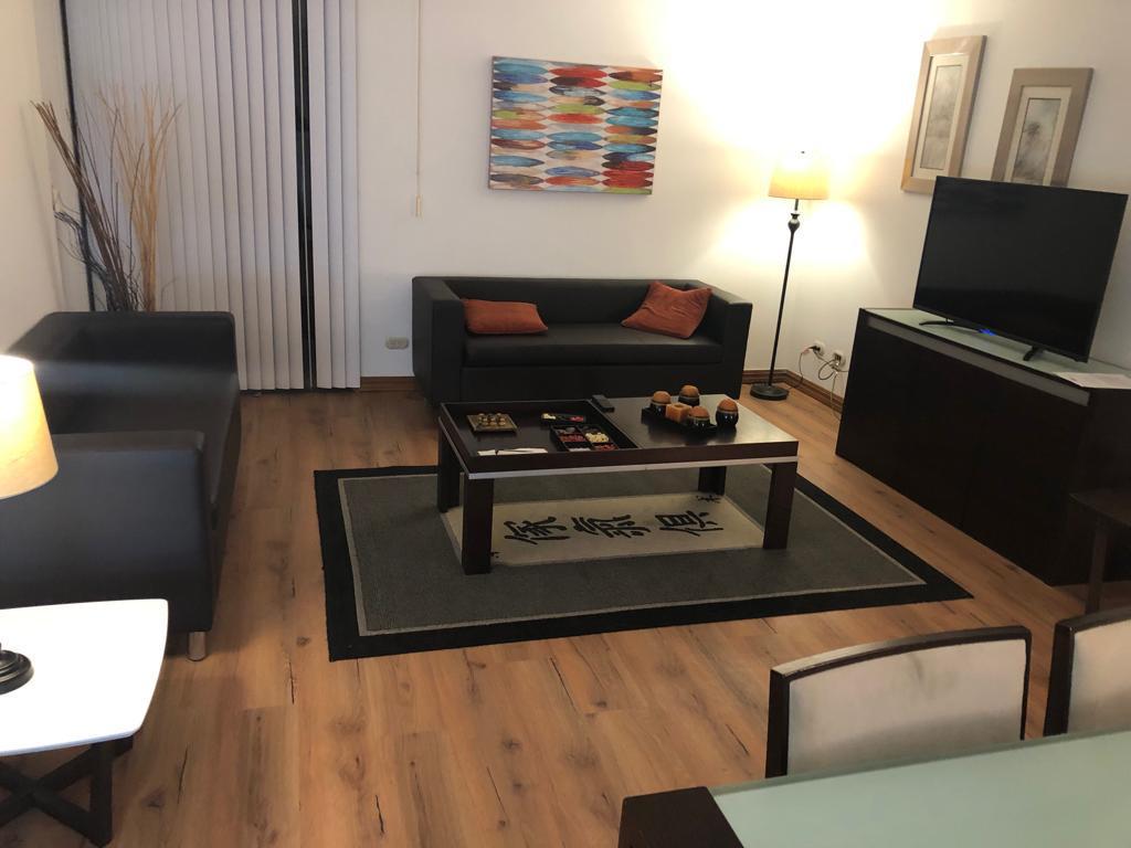 Foto Departamento en Renta en  Escazu,  Escazu  Escazu/ Amueblado / Excelente Ubicación / Piscina