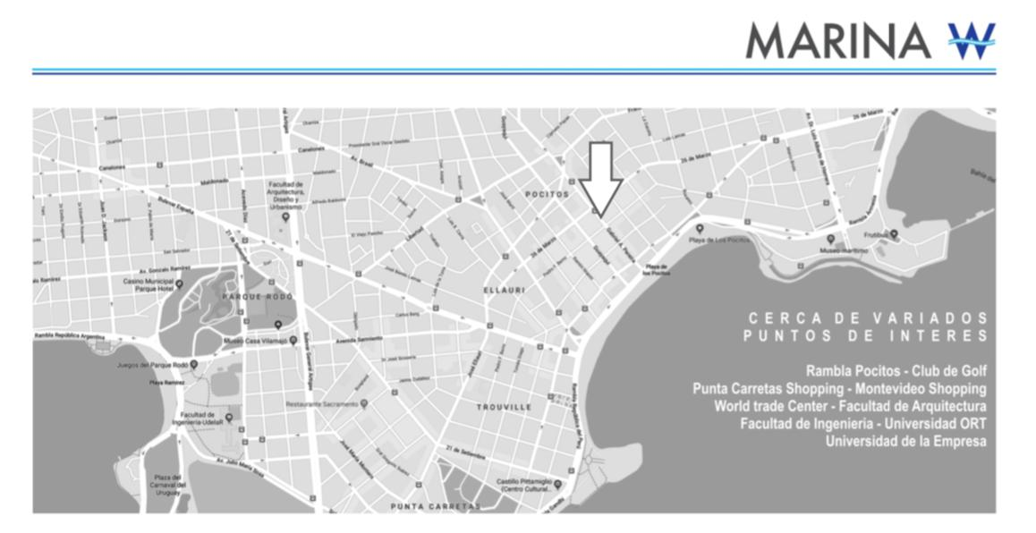 Foto Local en Venta en  Pocitos ,  Montevideo  Gabriel Pereira al al 3000