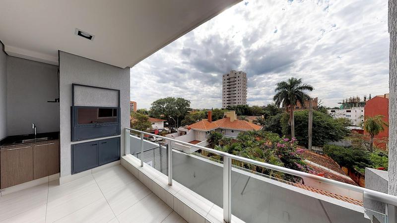 Foto Departamento en Alquiler en  Las Lomas,  Santisima Trinidad  Zona Shopping del Sol, Segundo Piso, Departamento 202