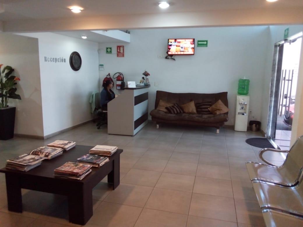Foto Oficina en Renta en  Centro,  Culiacán  Rento Consultorio en Clínica Establecida Centro Culiacan 3x3